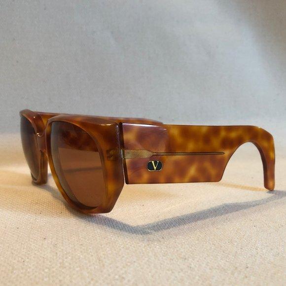 VALENTINO Vintage Sunglasses  Rare